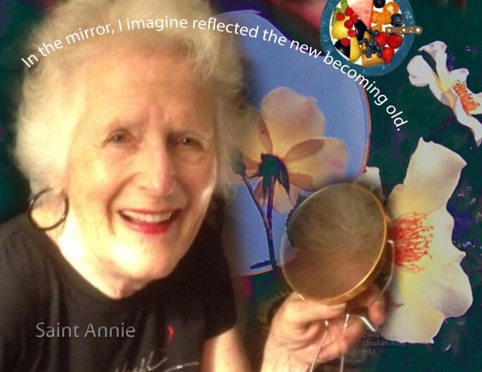 SAINT Annie Dimon