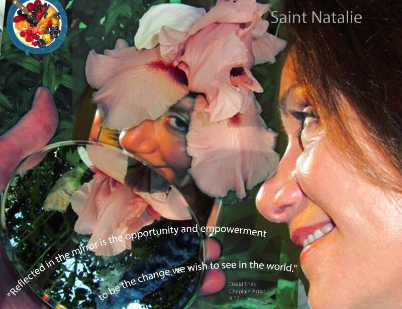 SAINT Natalie Palmer
