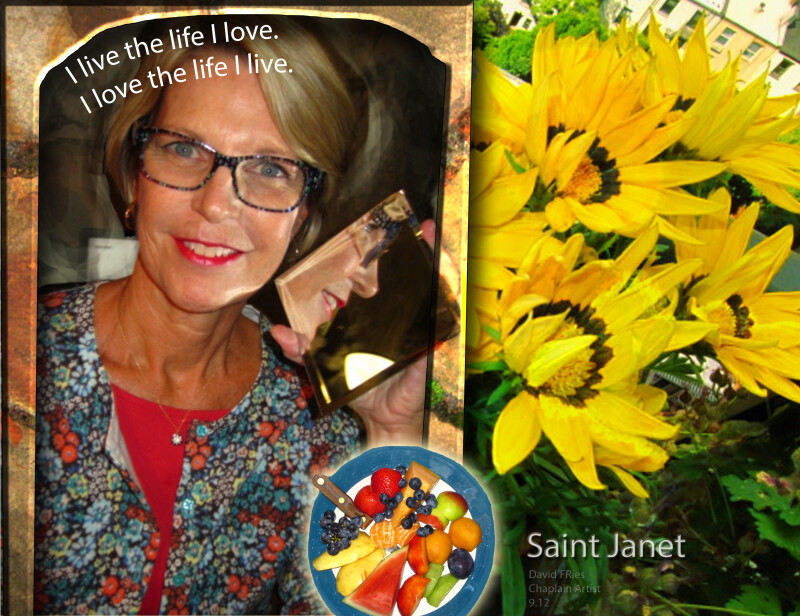 SAINT Janet Thomas