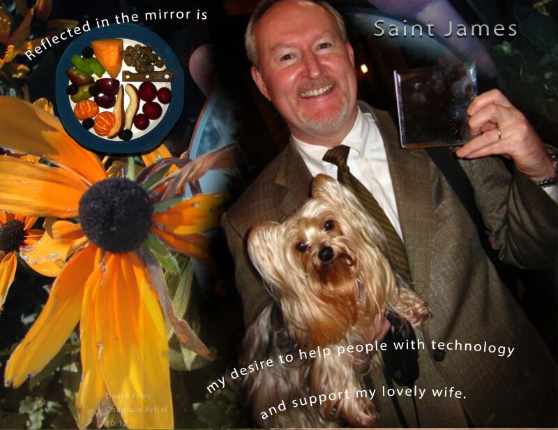 SAINT James D.