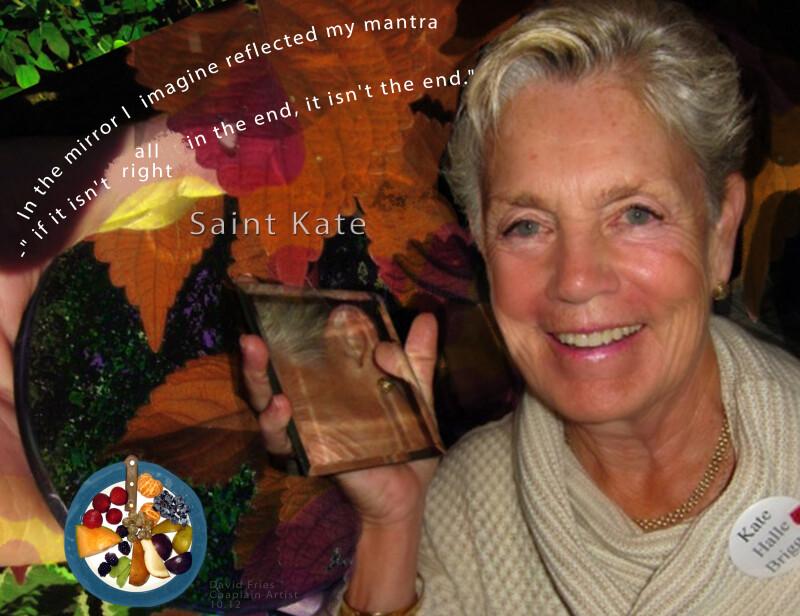 SAINT Kate B.