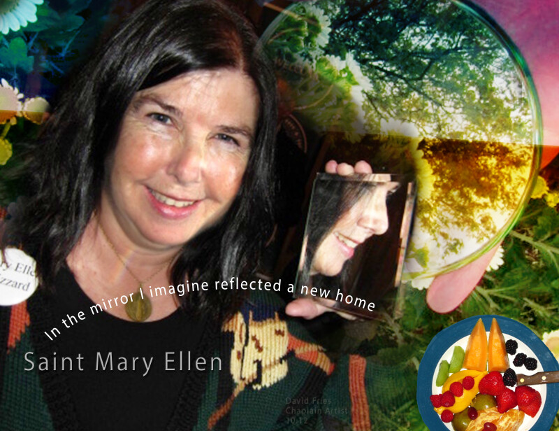 73. Mary Ellen B.