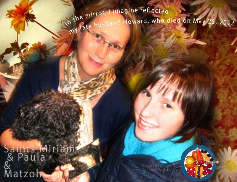 93. Miriam & Paula