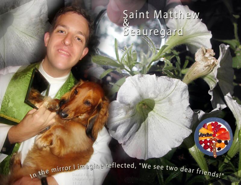98. MAtthew & Beauregard