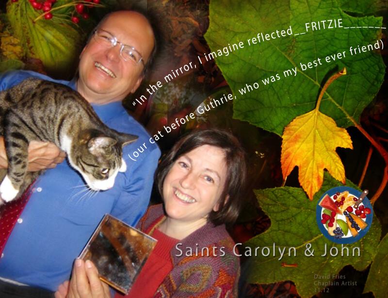 103. Carolyn K. & John P.