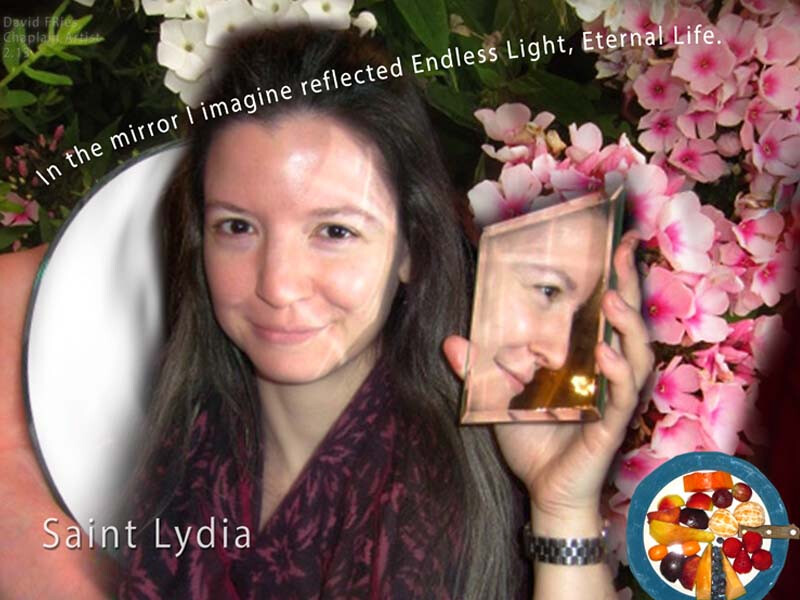 203. Lydia Unfried