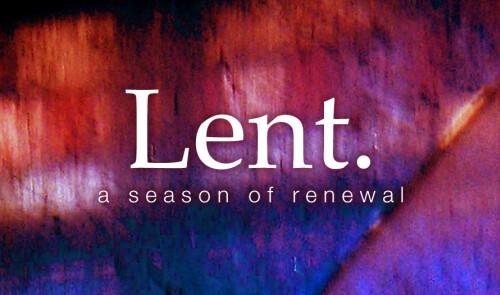 Lent at St. Bart's