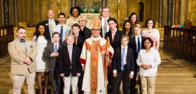 Bishop's Visitation June 18, 2017