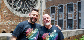 Pride Sunday at St. Bart's