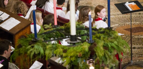 Lessons and Carols December 3, 2017