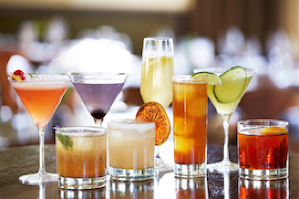 Cocktails on the Upper East Side