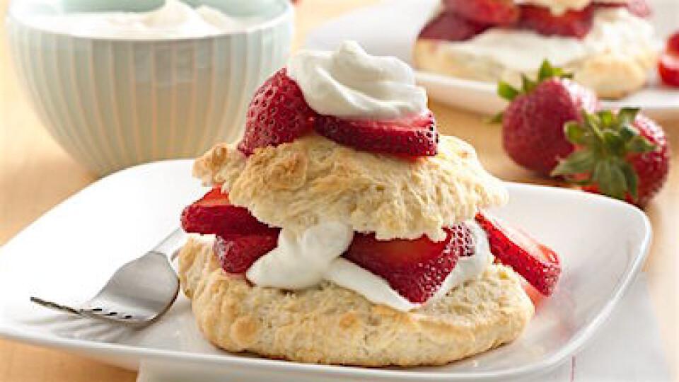Strawberry Shortcake Social
