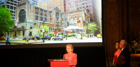 New York Landmark's Conservancy Lucy B. Moses Preservation Awards, Tuesday, May 8