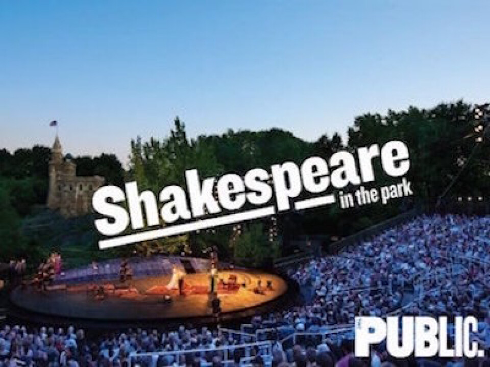"""Twelfth Night"" - Shakespeare in the Park"