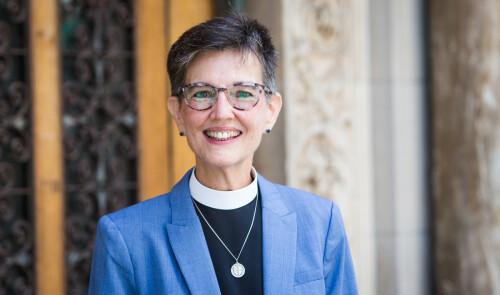 Announcing the Reverend Susan Anderson-Smith