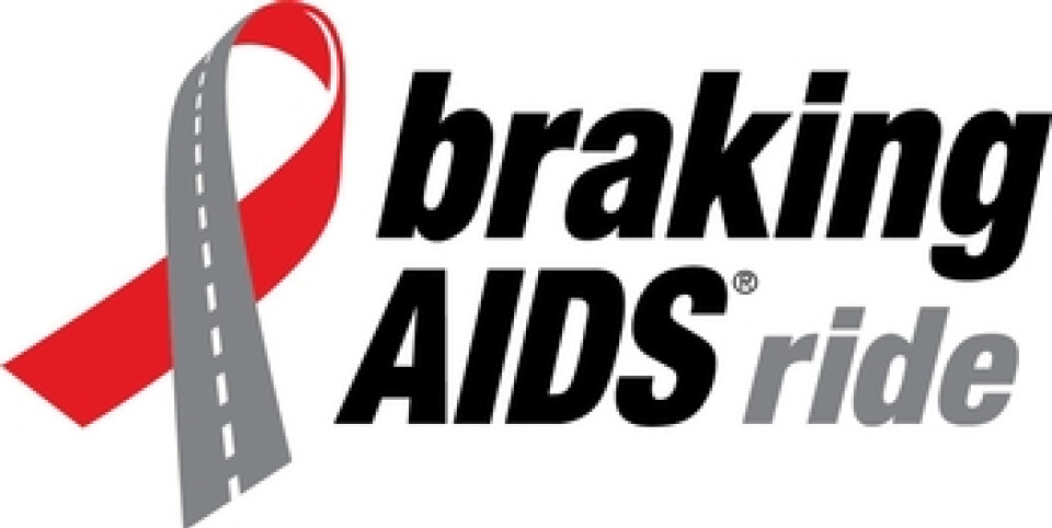 Braking AIDS Ride: Celebrate, Serve, Support