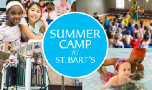 Summer at St, Bart's