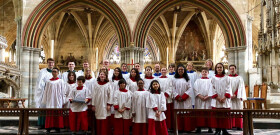 Choristers Pilgrimage to England - Brief Gallery