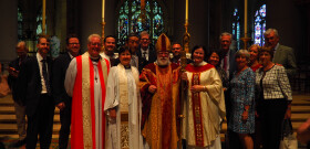 Ordinations at the Cathedral