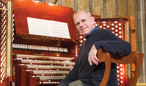 Director of Music and Organist Bill Trafka Announces Retirement