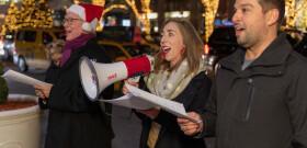 Midtown Carol Sing