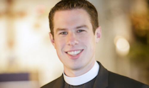 Meet the Reverend Peter Thompson this Sunday
