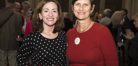 Honoring our Capital Campaign Chairs and Donors