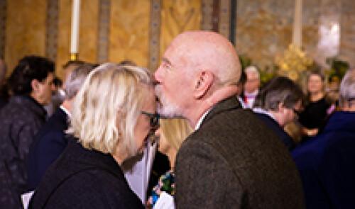 Valentine's Day Renewal of Vows