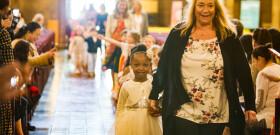 St. Bartholomew's Preschool Graduation and Moving Up Ceremonies