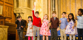 St. Bartholomew's Preschool Graduation and Moving Up Ceremonies