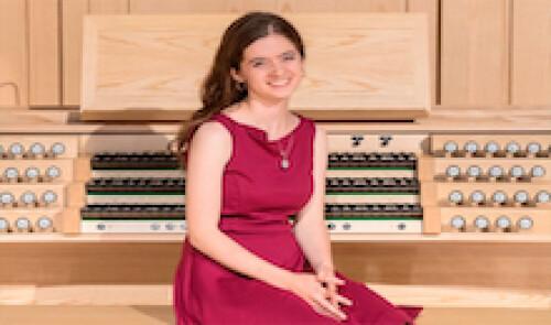 Clara Gerdes in Recital