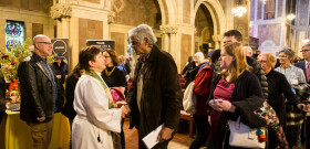 A Celebration of the Ministry of the Reverend Lynn Sanders