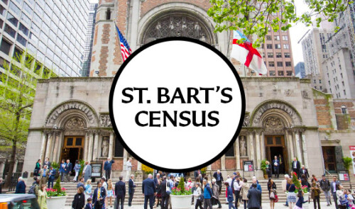 St. Bart's Census